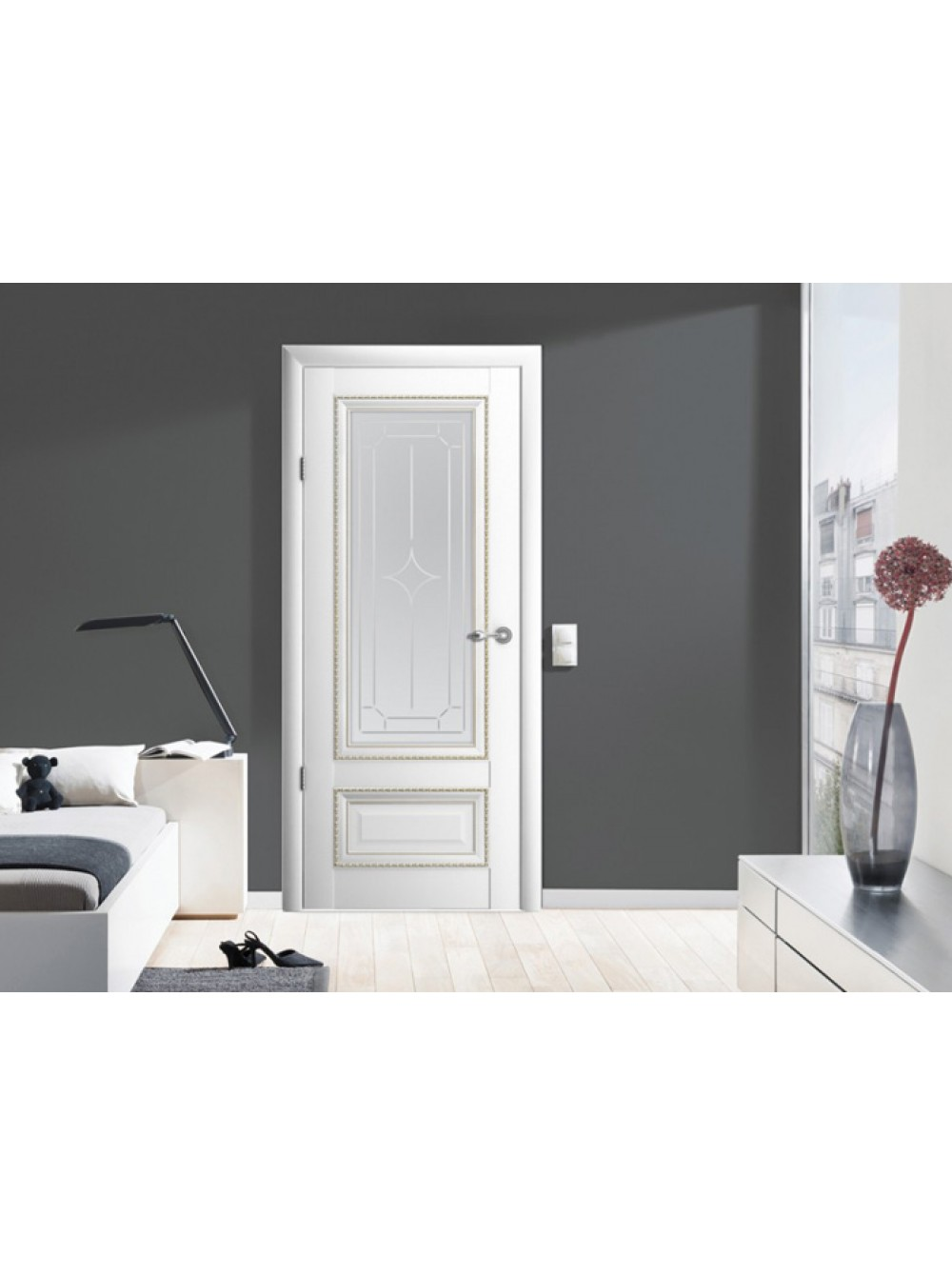 Межкомнатная дверь 16К
