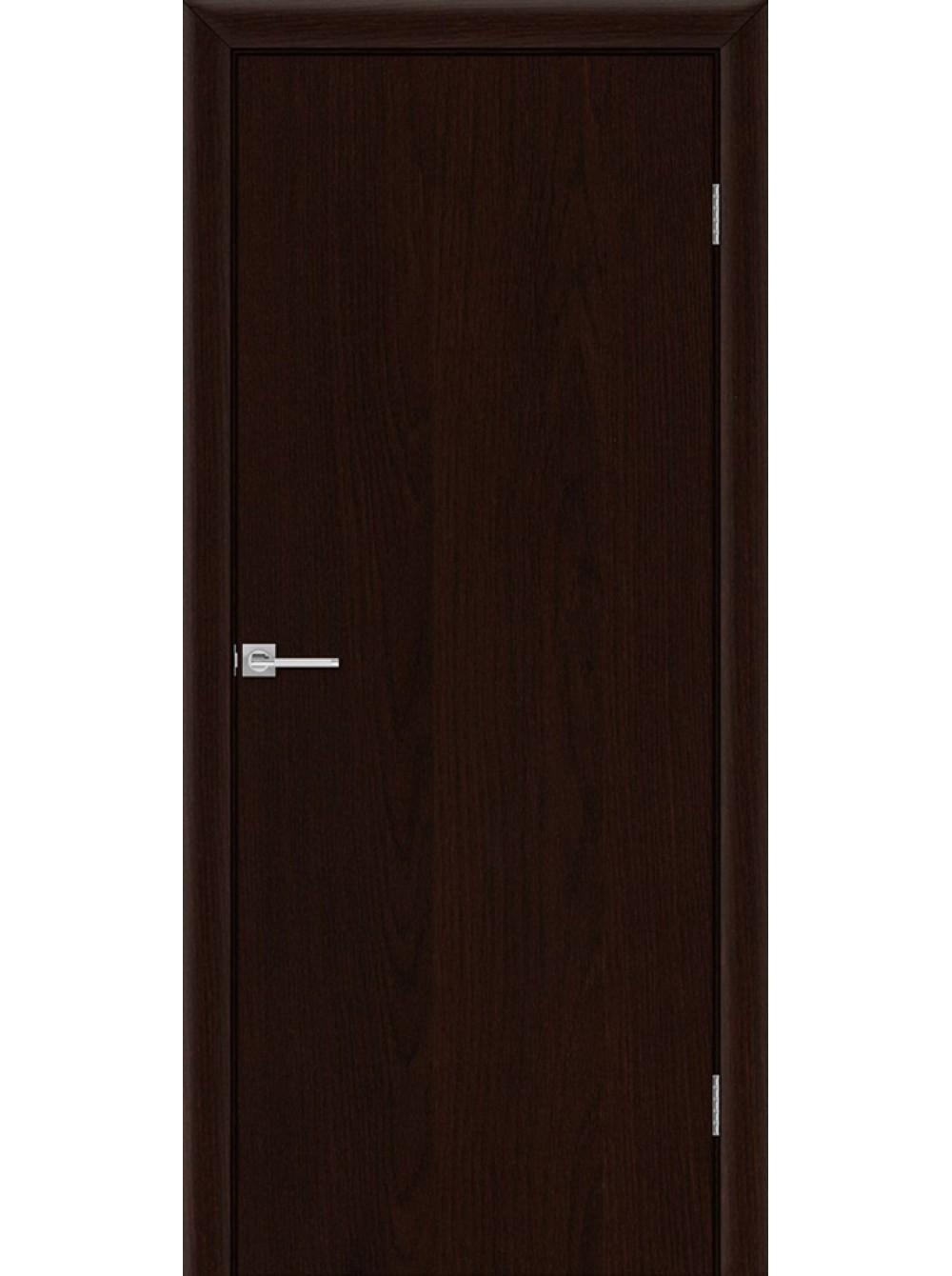 Межкомнатная дверь ДПГ Венге