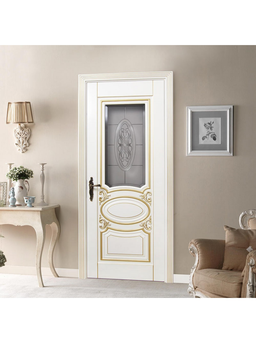 Межкомнатная дверь Ювента