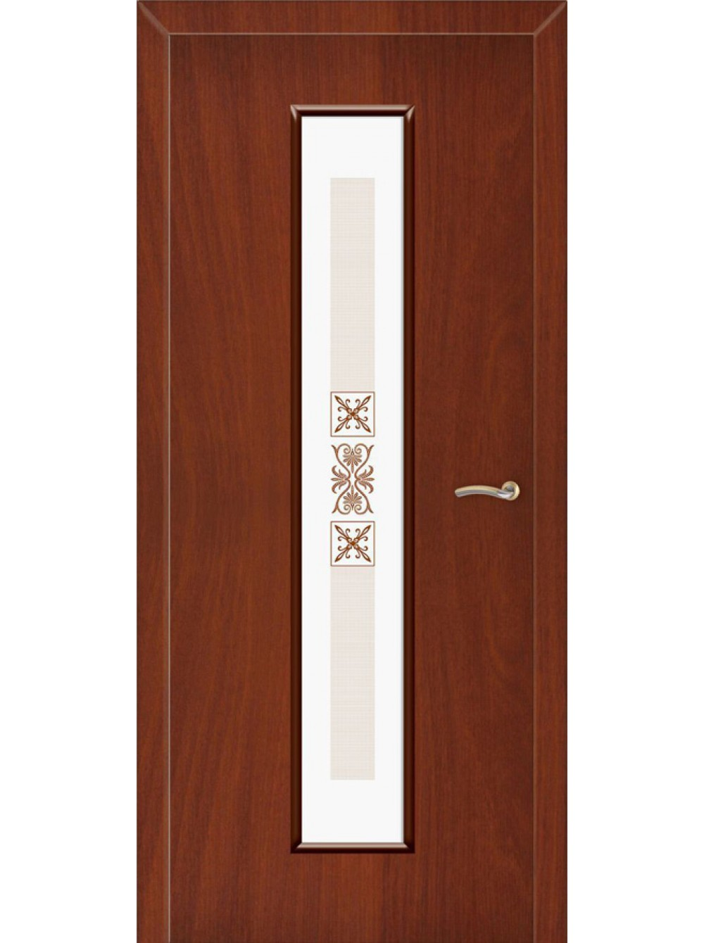 Межкомнатная дверь Крокус ПО Итальянский орех