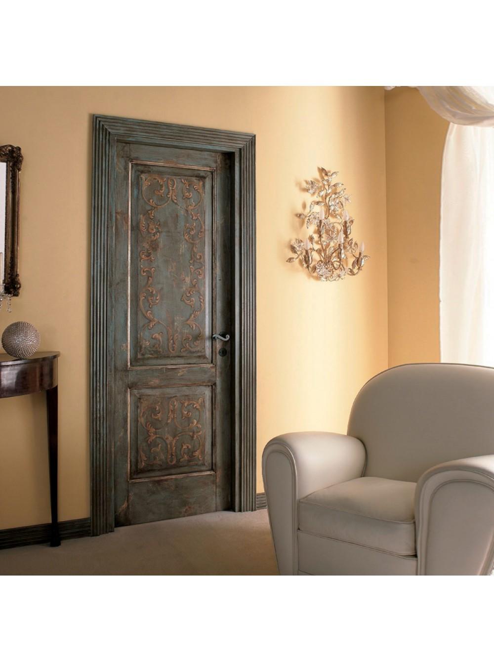 Межкомнатные двери Данте Ясень
