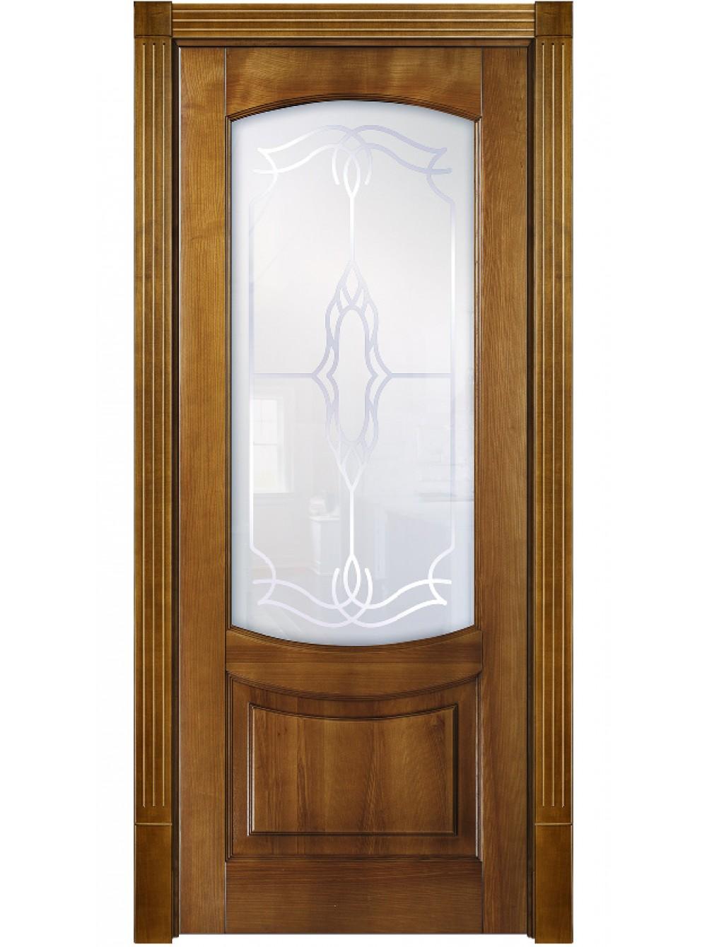 Межкомнатные двери Гете Ясень