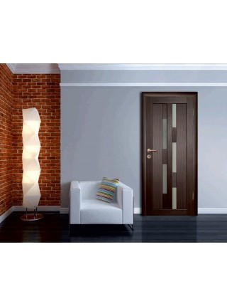 Межкомнатная дверь 30Х Капучино Мелинга