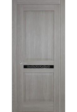 Межкомнатная дверь Италия 2(Остекленное полотно)