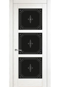 Межкомнатная дверь Италия 4 (Остекленное полотно)