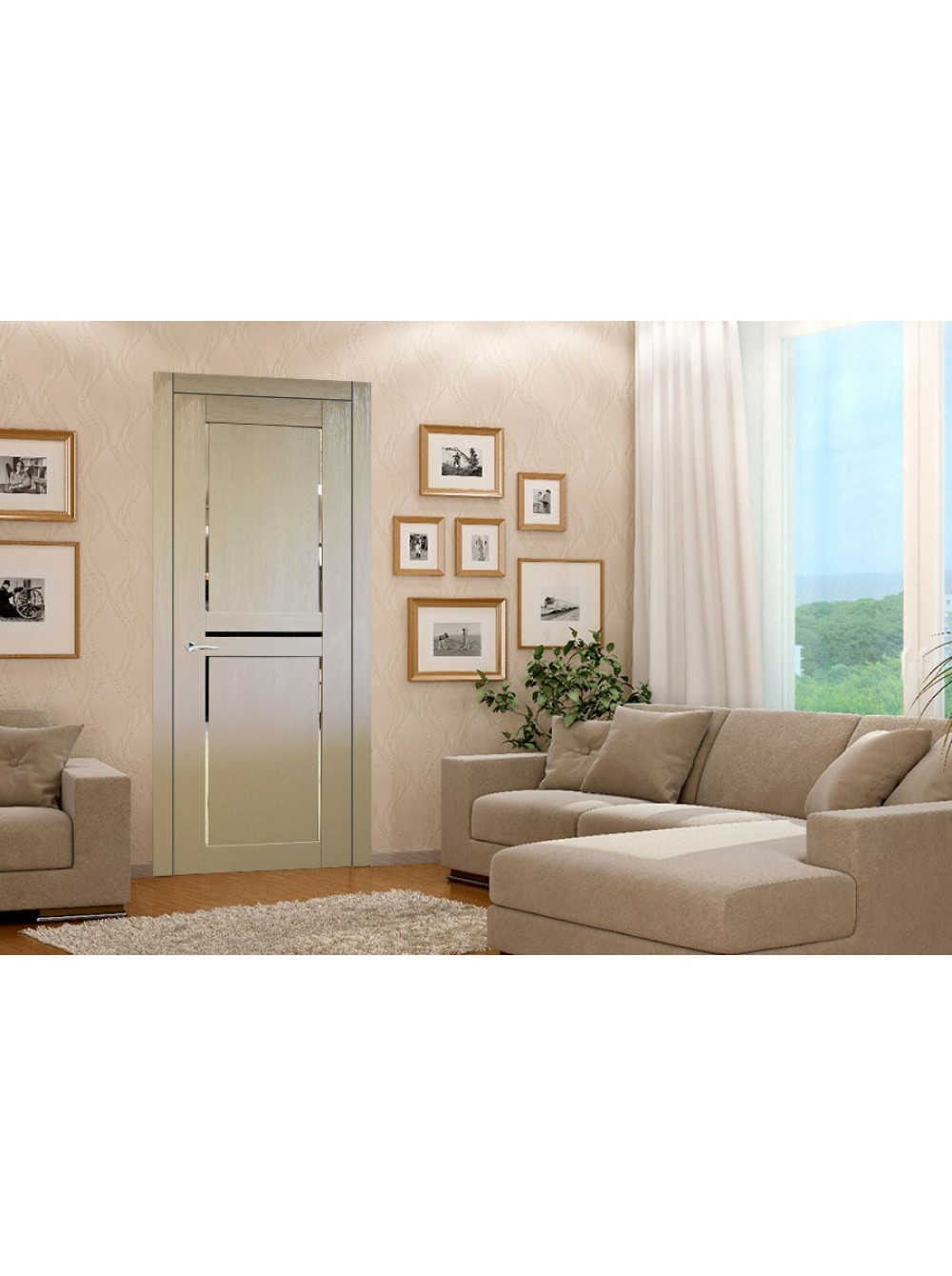 Межкомнатная дверь Офелия 8