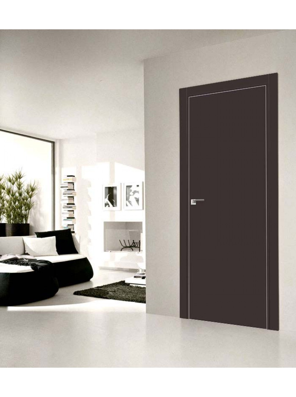Межкомнатная дверь 1E