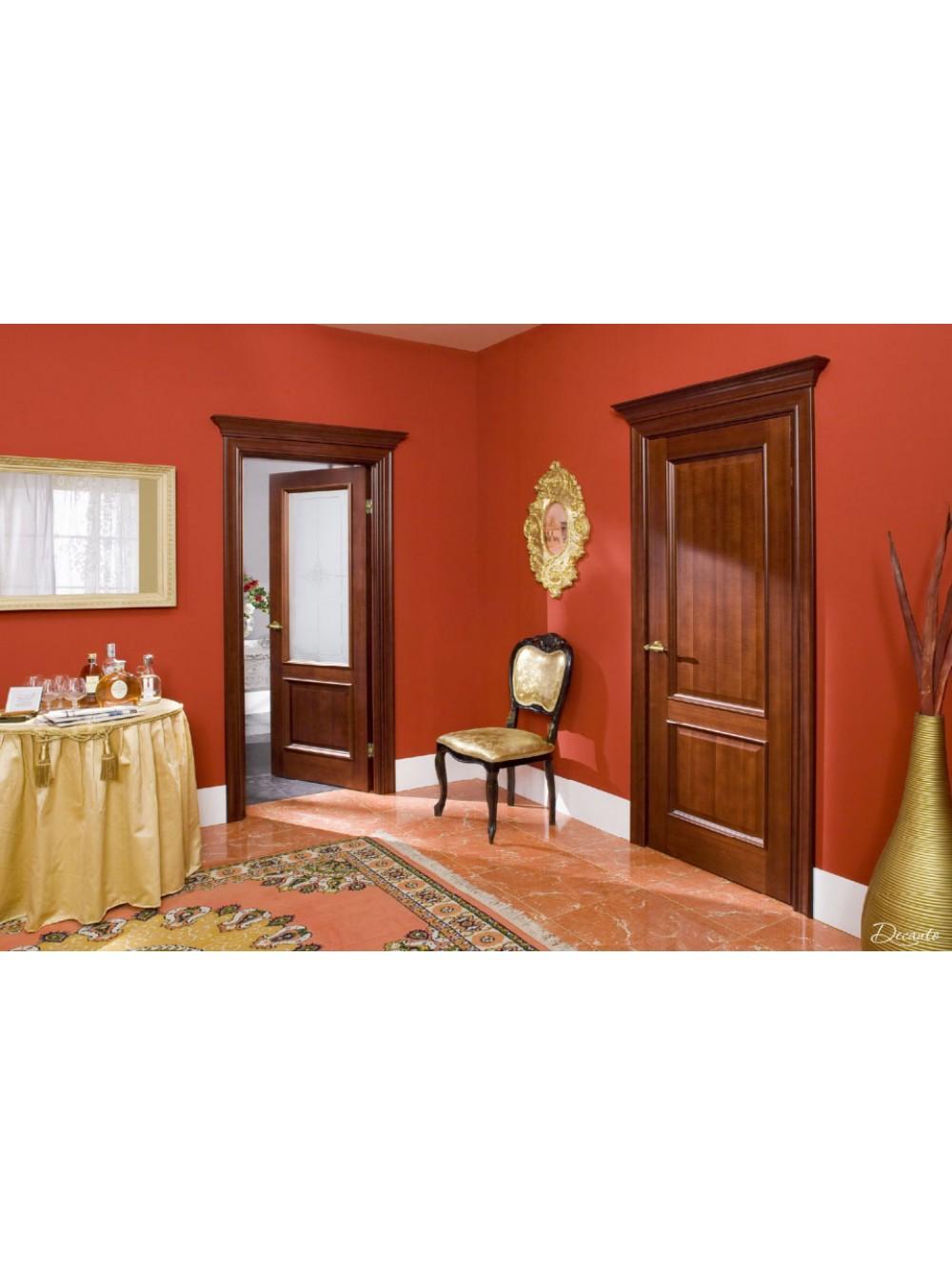 Межкомнатная дверь Алина(Глухое полотно)