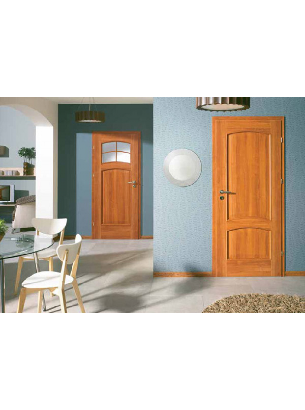 Межкомнатная дверь Богема(Глухое полотно)
