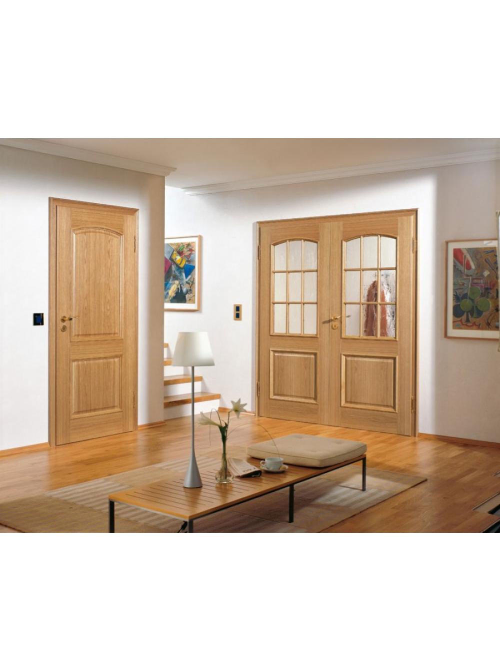 Межкомнатная дверь Калина(Глухое полотно)