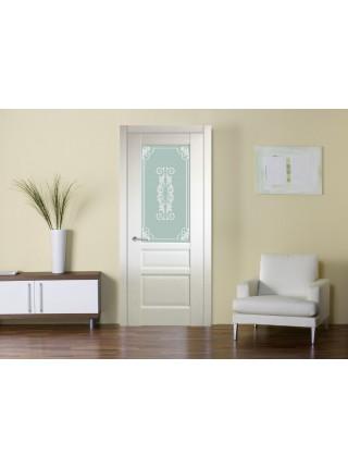 Межкомнатная дверь Венеция 1( Остекленное полотно)