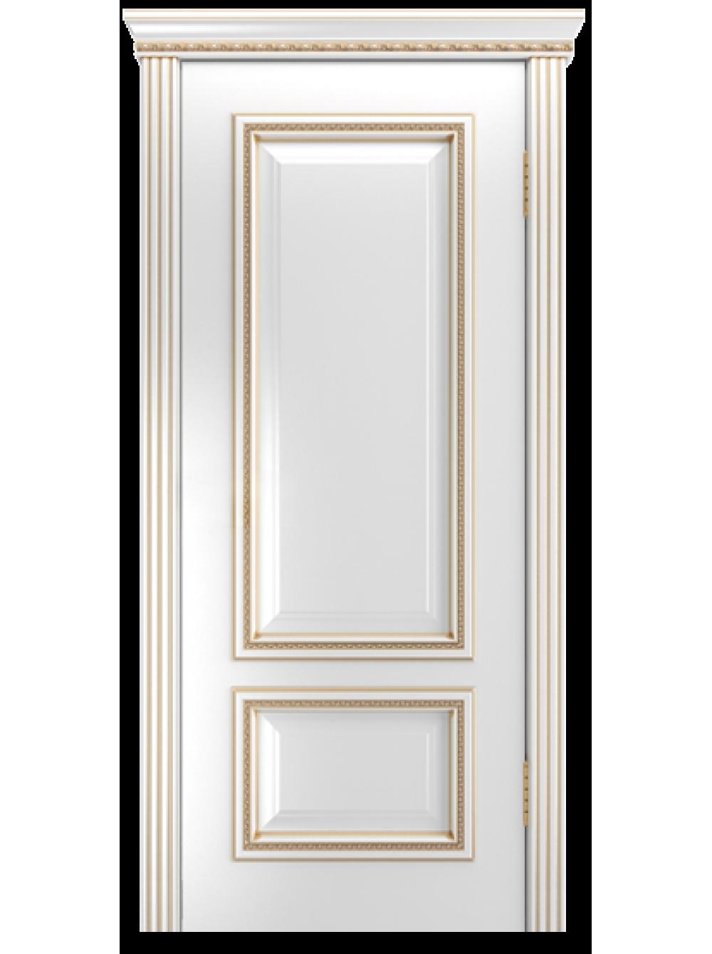 Межкомнатная дверь Виолетта-Д(Глухое полотно)