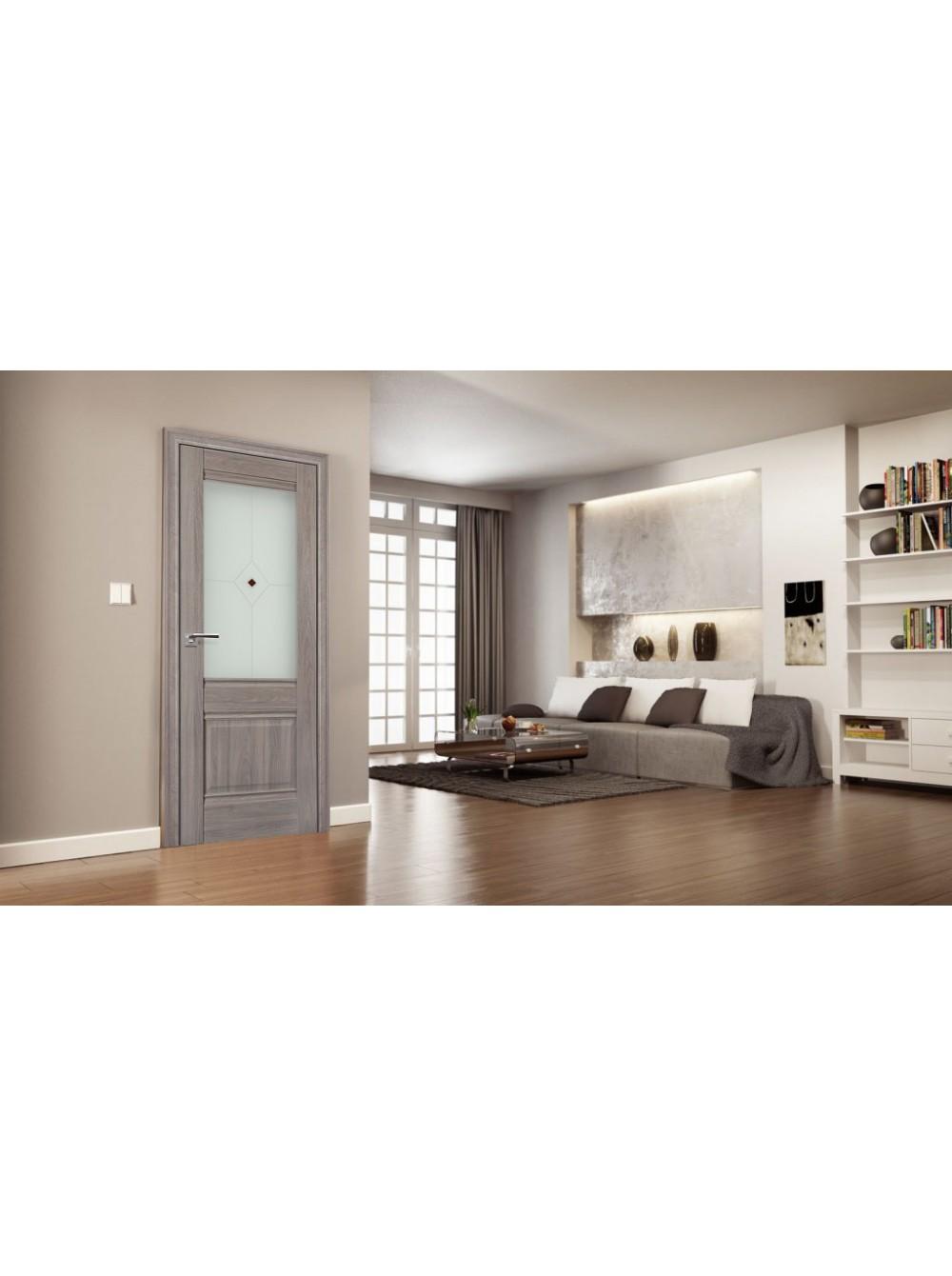 Межкомнатная дверь 2Х
