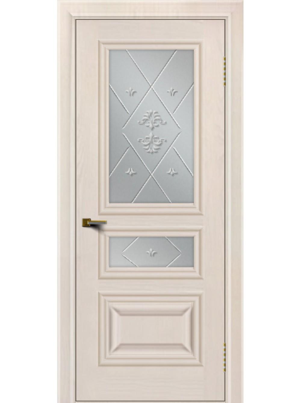 Межкомнатная дверь Агата(Остекленное полотно)