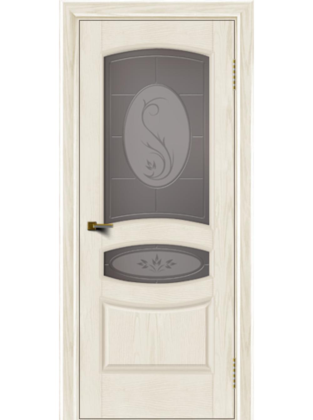 Межкомнатная дверь Алина(Остекленное полотно)