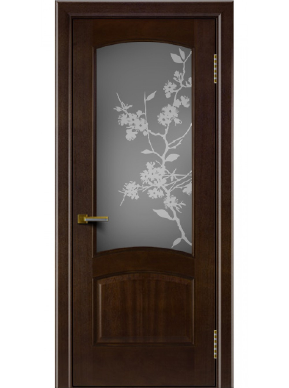 Межкомнатная дверь Анталия(Остекленное  полотно)