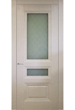 Межкомнатная дверь Барселона (Остекленное полотно)