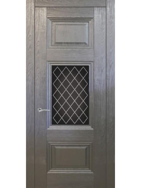 Межкомнатная дверь Барселона 2(Остекленное полотно)