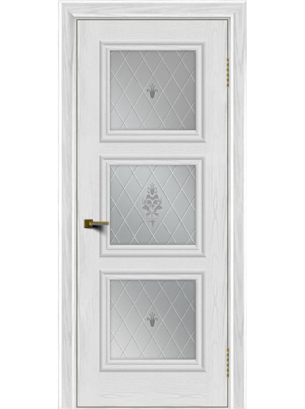 Межкомнатная дверь Грация(Остекленное полотно)