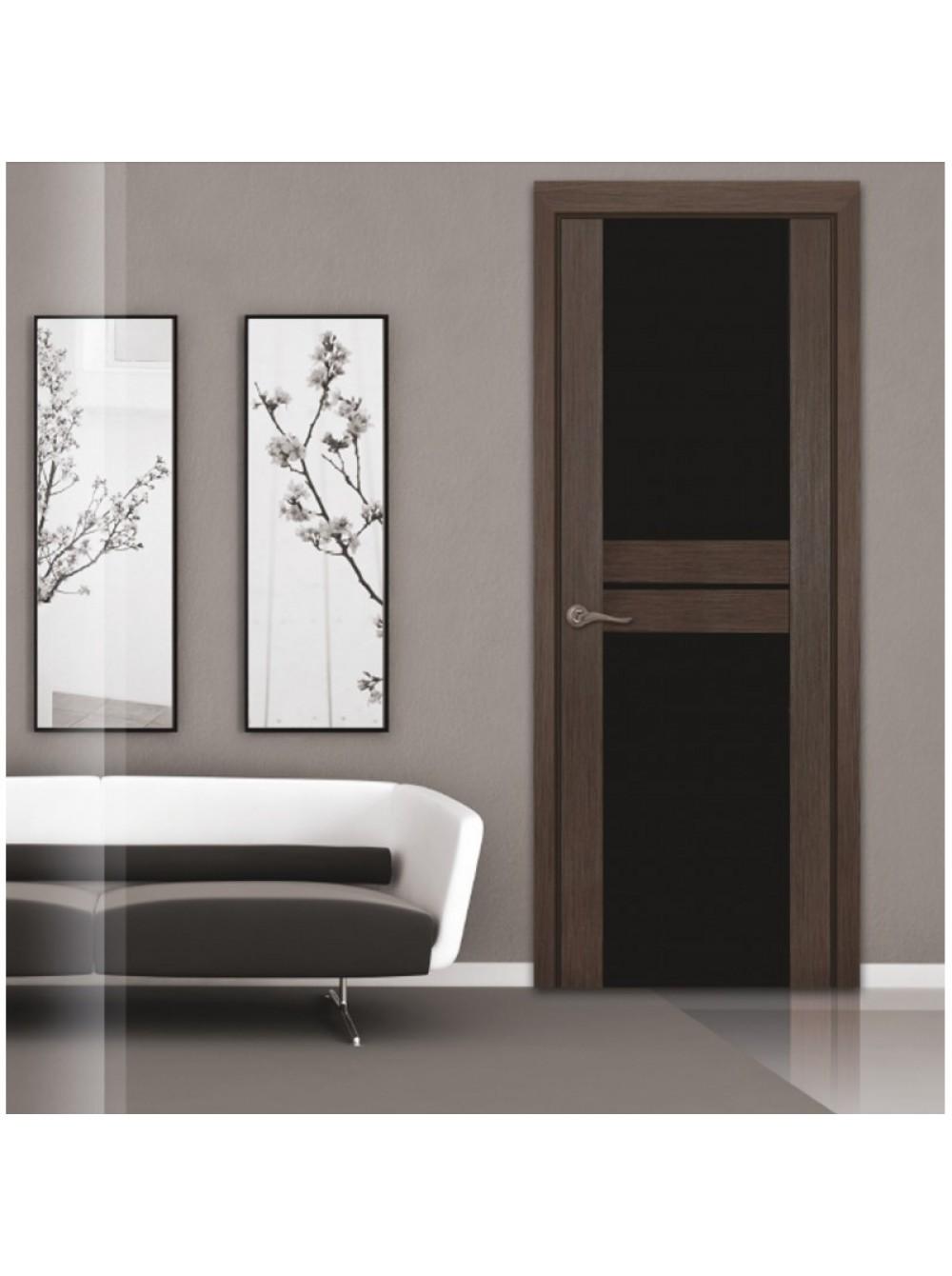 Межкомнатная дверь Италия 13( Остекленное полотно)