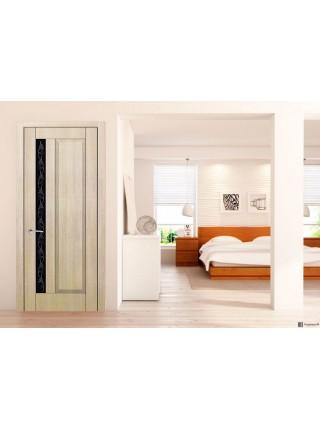 Межкомнатная дверь Италия 6(Остекленное полотно)