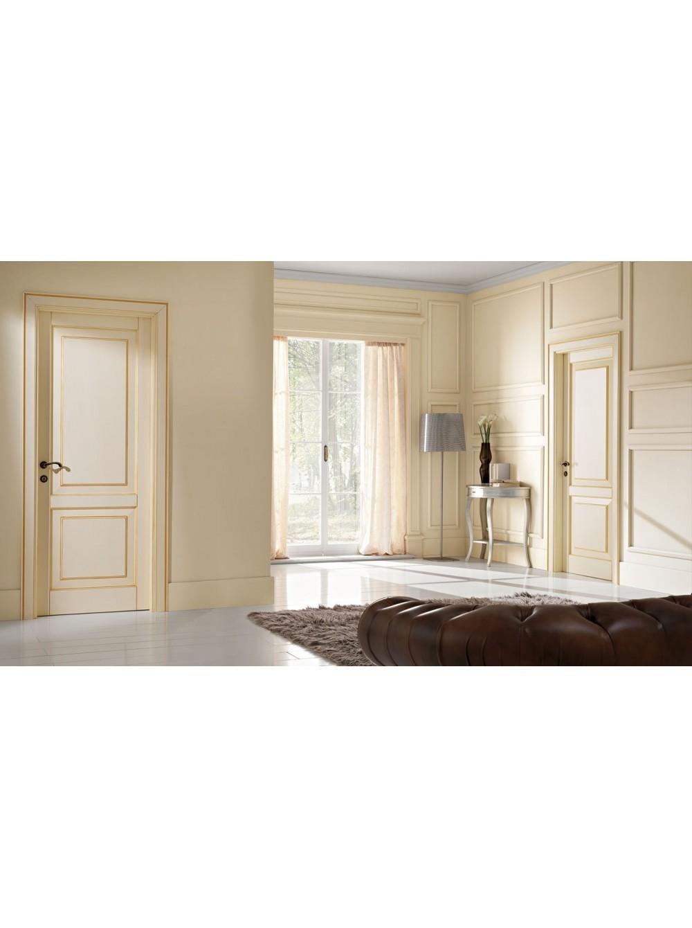 Межкомнатная дверь Калина(Остекленное полотно)