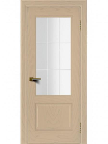 Межкомнатная дверь Кантри(Остекленное полотно)