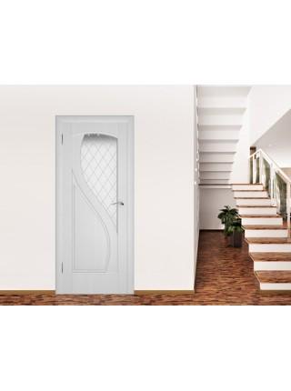 Межкомнатная дверь TLC-K(Остекленное полотно)
