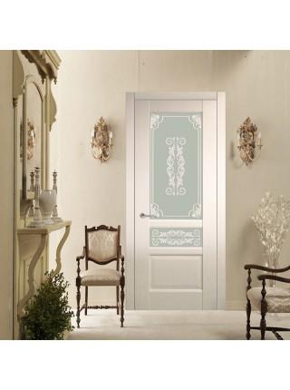 Межкомнатная дверь Венеция 3 (Остекленное полотно)
