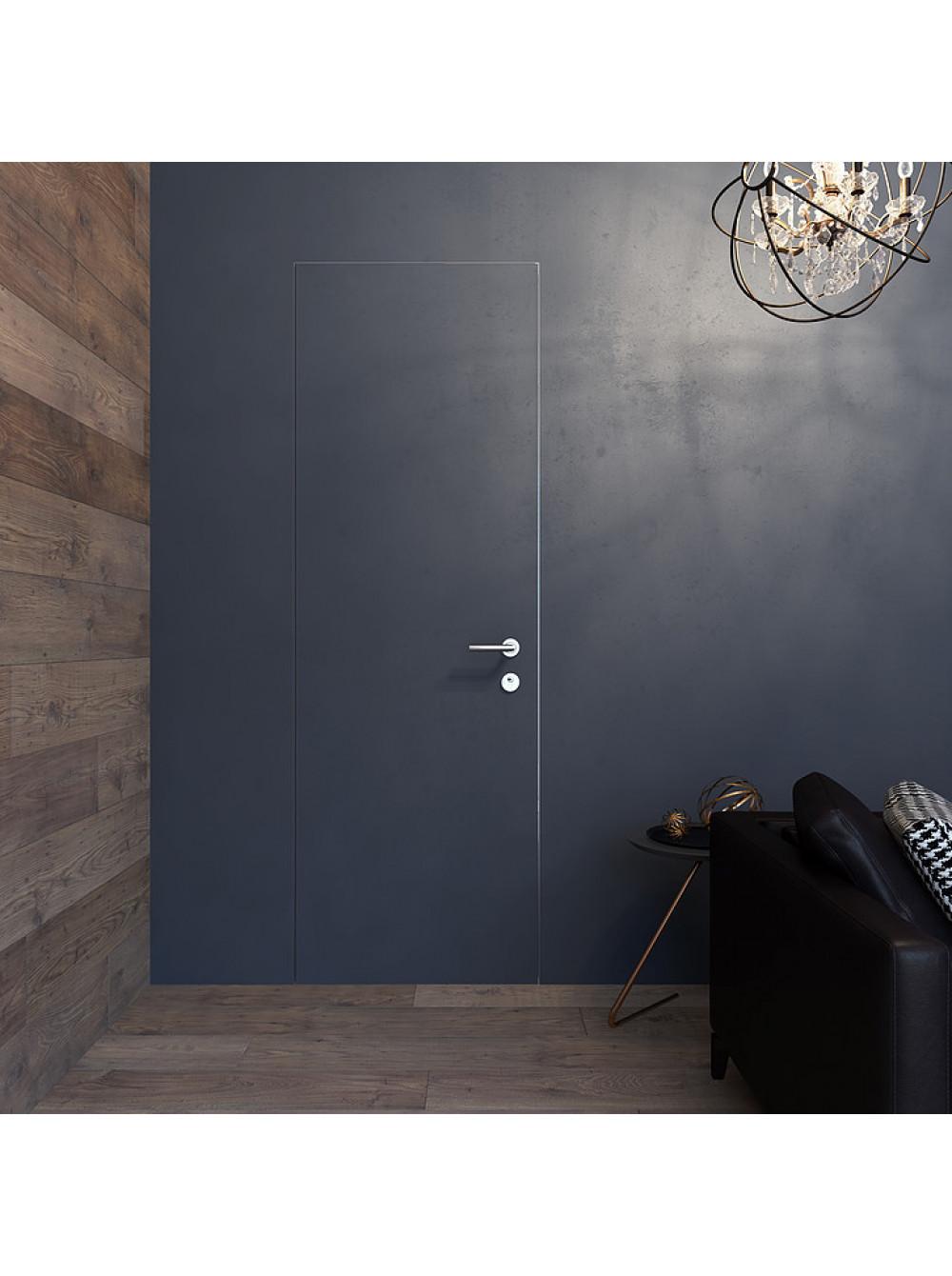 Межкомнатная дверь скрытого монтажа Invizible