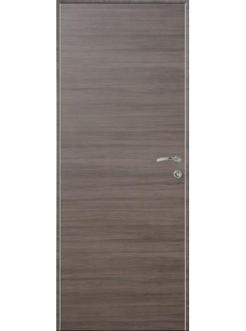 Межкомнатная дверь Дуб Неаполь серый поперечный