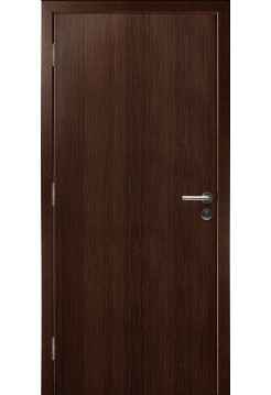 Противопожарная дверь Дуб Венге