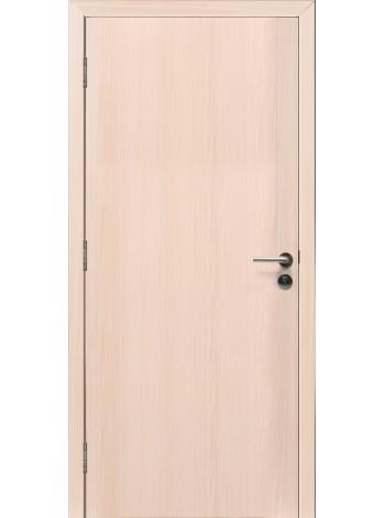 Противопожарная дверь Лиственница Беленая 3D