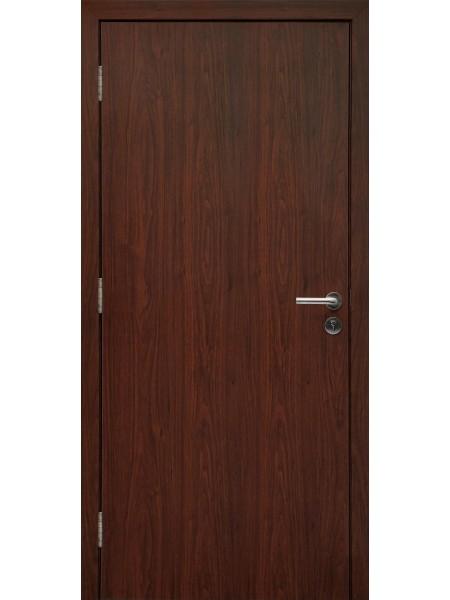Противопожарная дверь Орех Классический
