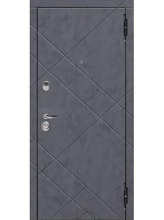 Металлическая дверь 9,5 см Оксфорд