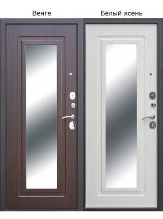 Металлическая дверь ЦАРСКОЕ ЗЕРКАЛО Mуар