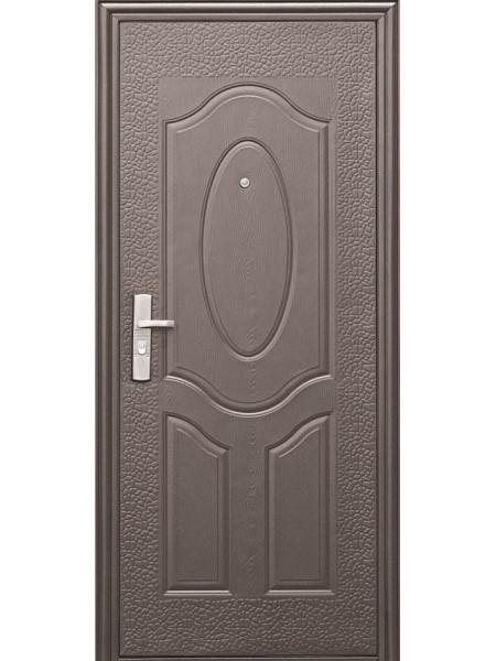 Металлическая техническая дверь Е40М