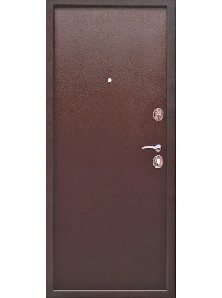 Металлическая дверь GARDA металл