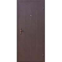 Металлическая дверь СТРОЙГОСТ 5-1 Золотистый дуб
