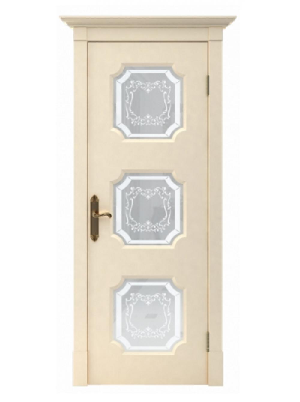 Межкомнатная дверь ПО Маркиза 2