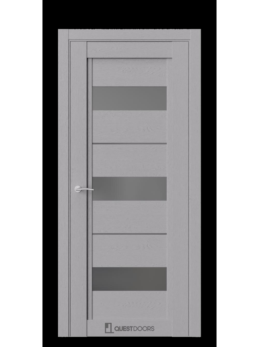 Межкомнатная дверь QP7 графит