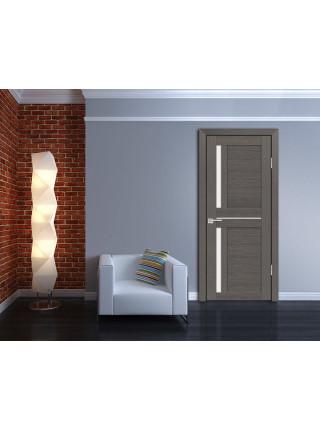 Межкомнатная дверь QPL5 сильвер