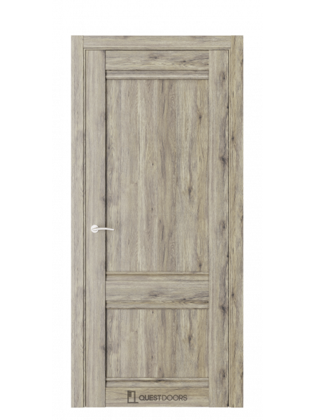 Межкомнатная дверь QS1 дуб эссе