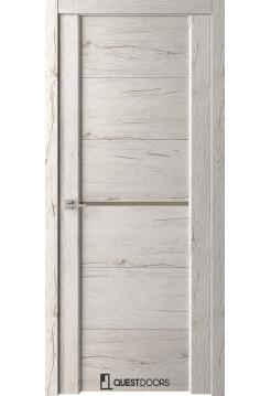 Межкомнатная дверь QXV4 дуб джентл