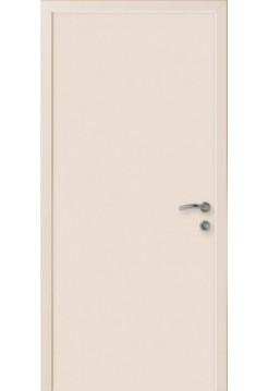 Межкомнатная дверь Моноколор гладкий