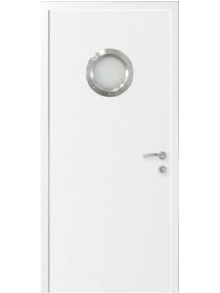Межкомнатная дверь С иллюминатором