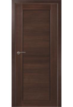 Межкомнатная дверь COф5 (глухая) дуб венге