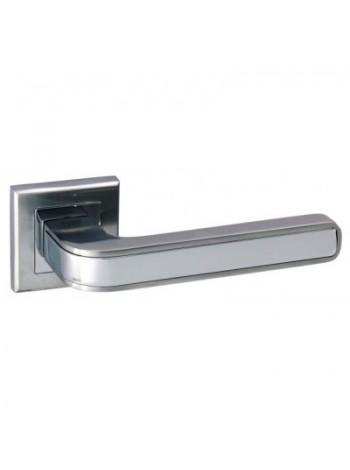 Дверная ручка PIEZA Q360 SATIN CHROME