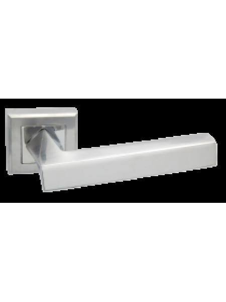 Дверная ручка VIRATA Q306 SATIN CHROME