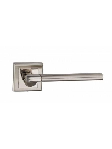 Ручка дверная ELEVADO A-63-30 CHROME/S.CHROME